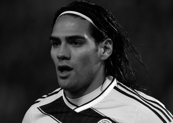 Radamel Falcao Garcia Zarate