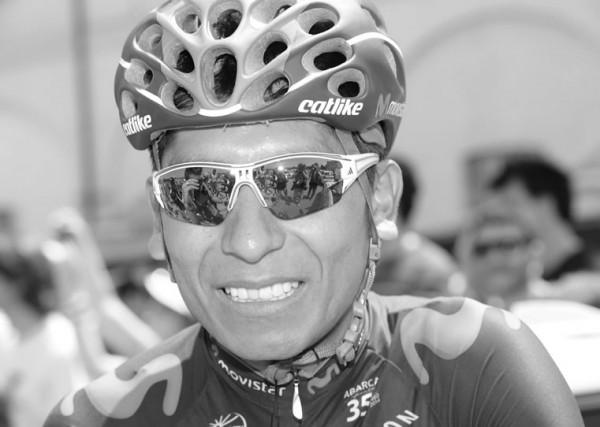 Nairo Quintana ciclista Colombiano