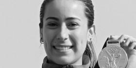 Mariana Pajon Deportista Colombiana